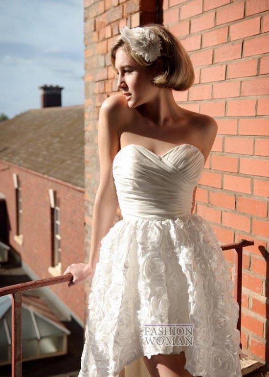 свадебные платья от Tobi Hannah