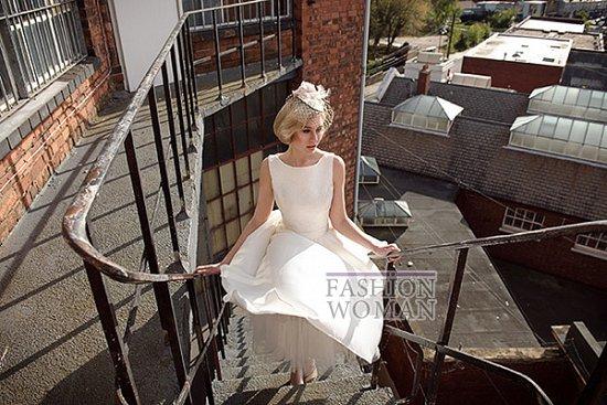 Короткие свадебные платья от Tobi Hannah фото №9