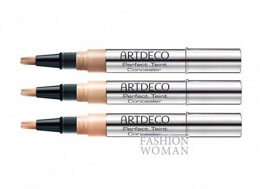 Корректирующие средства для лица Artdeco Base Makeup весна 2013  фото №2