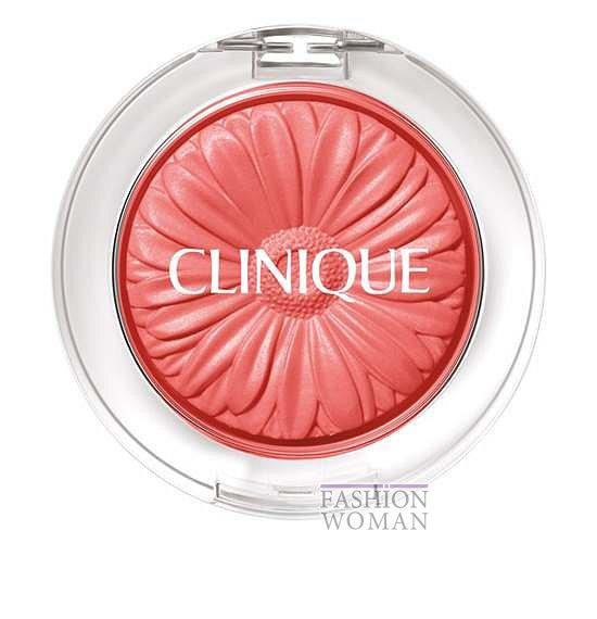 Косметические новинки весны: коллекция румян Clinique Cheek Pop Blush  фото №3
