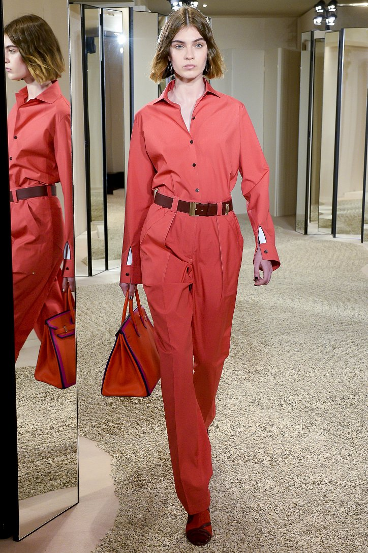 Круизная коллекция Hermès resort 2018