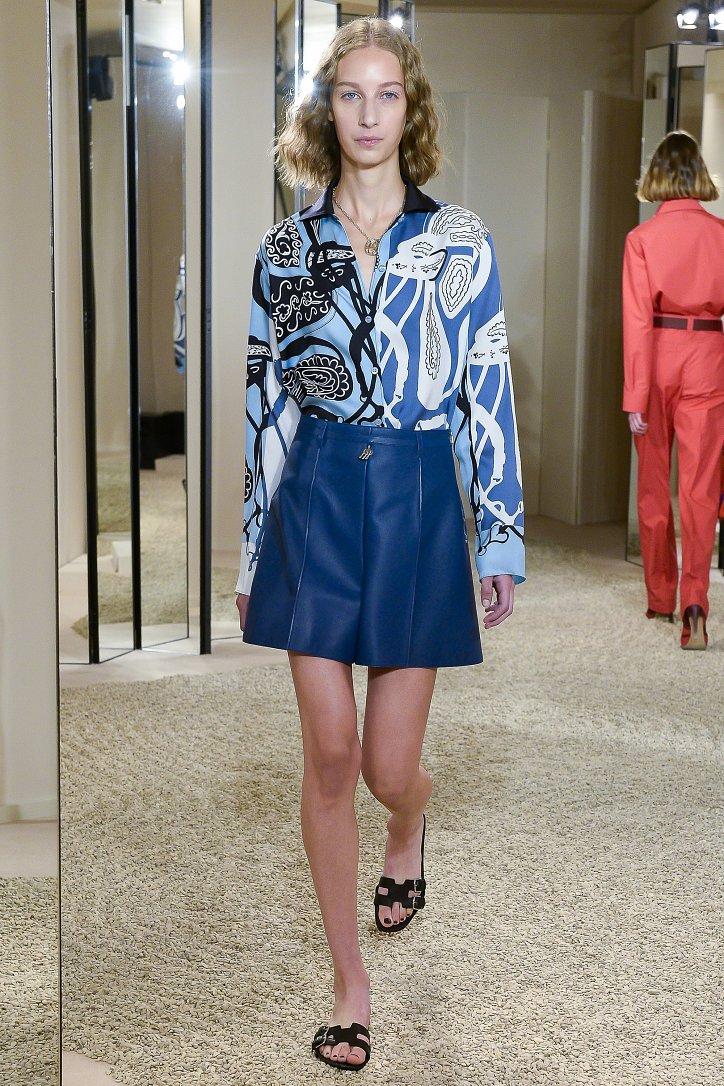 Круизная коллекция Hermès resort 2018 фото №10