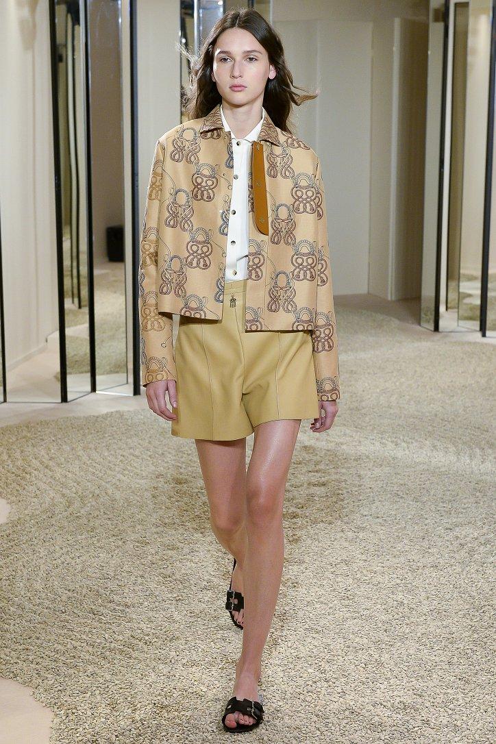 Круизная коллекция Hermès resort 2018 фото №27