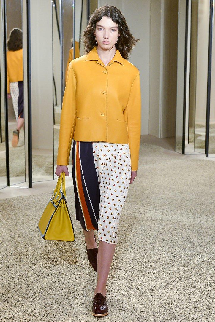 Круизная коллекция Hermès resort 2018 фото №37