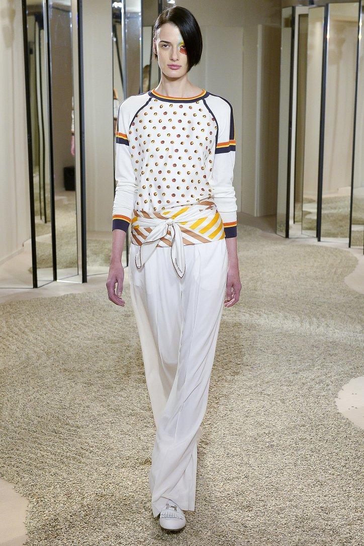 Круизная коллекция Hermès resort 2018 фото №38
