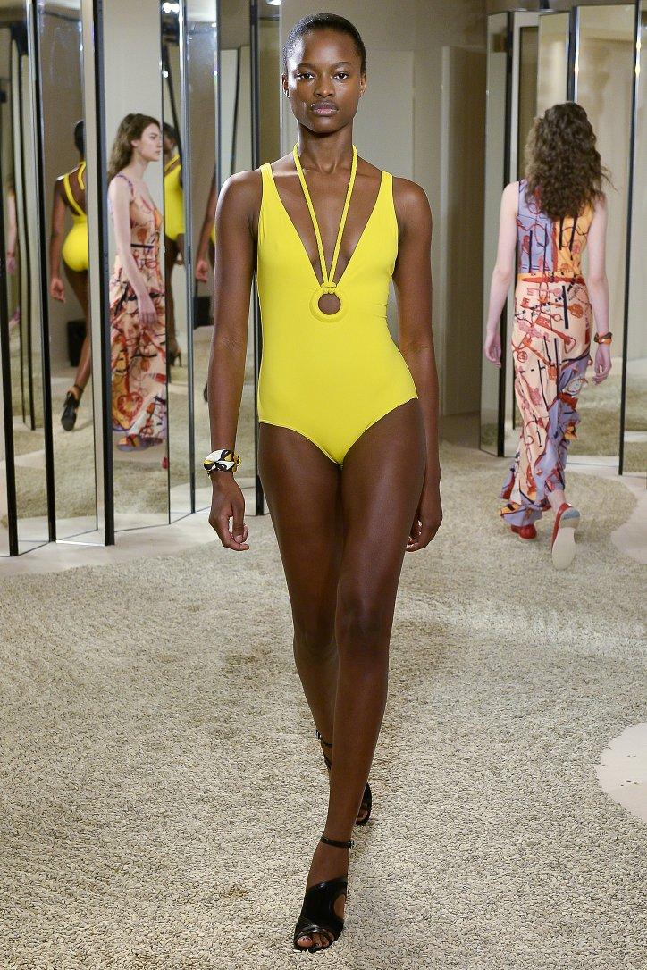 Круизная коллекция Hermès resort 2018 фото №39