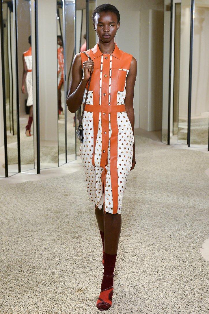 Круизная коллекция Hermès resort 2018 фото №40