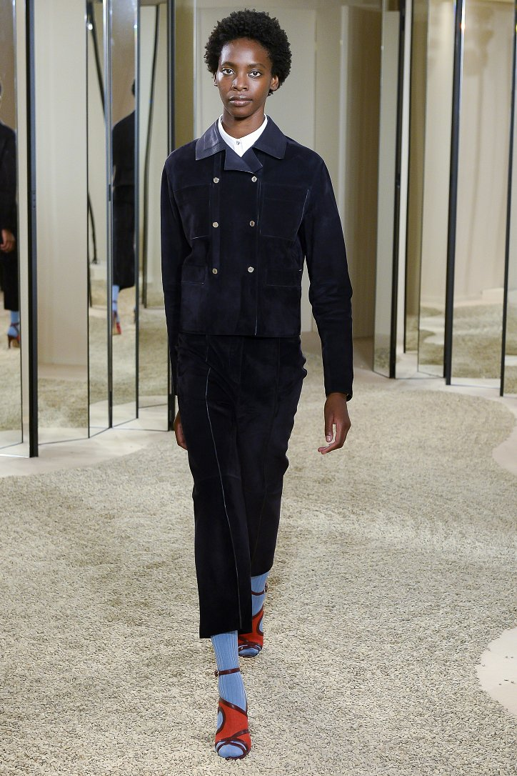 Круизная коллекция Hermès resort 2018 фото №44