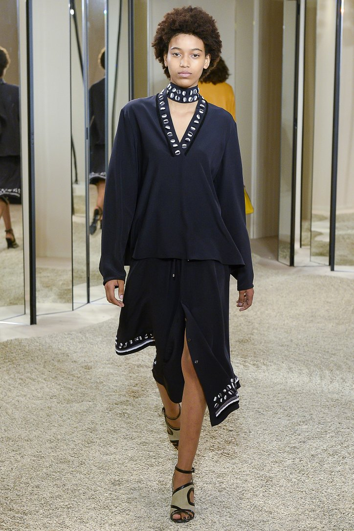Круизная коллекция Hermès resort 2018 фото №47
