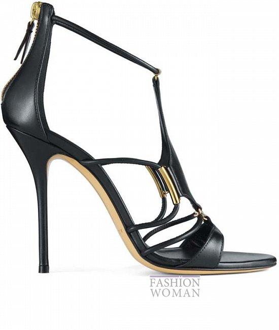 Круизная коллекция обуви Casadei фото №4