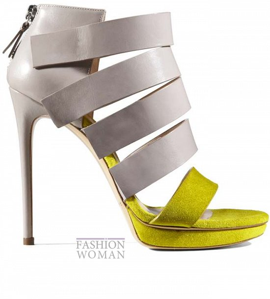 Круизная коллекция обуви Casadei фото №10