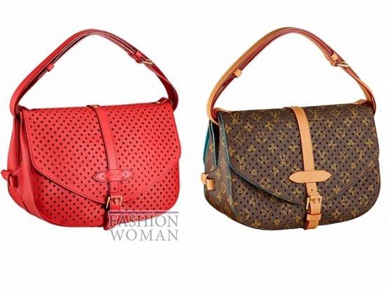 Сумки Louis Vuitton весна-лето 2012