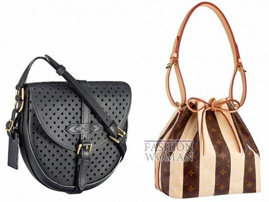 Сумки Louis Vuitton 2012