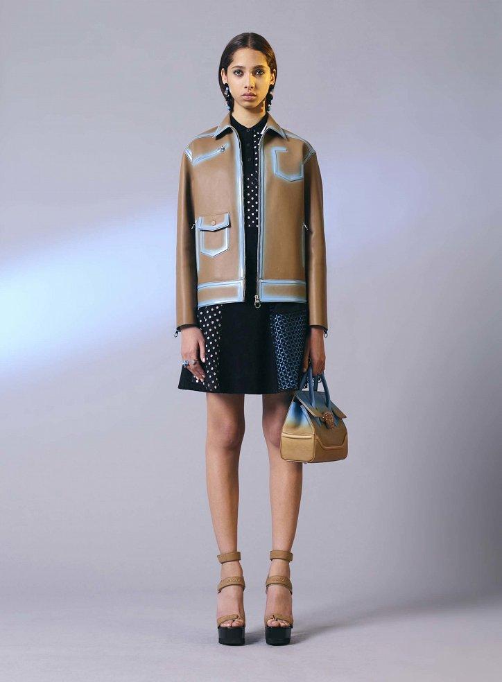 Круизная коллекция Versace resort 2017 фото №27