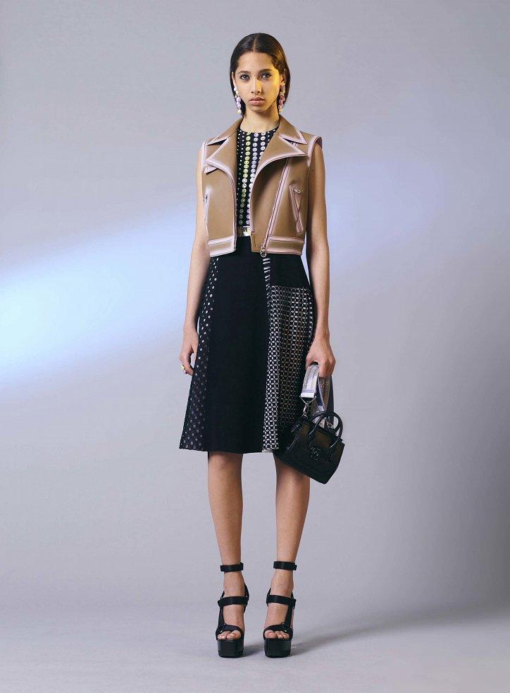 Круизная коллекция Versace resort 2017 фото №29