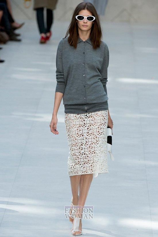 Мода кружевные юбки