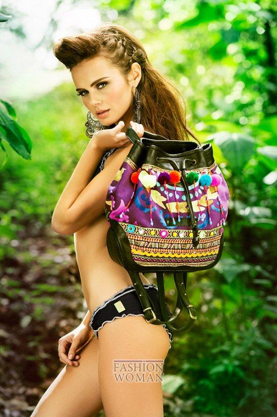 пляжные сумки фото