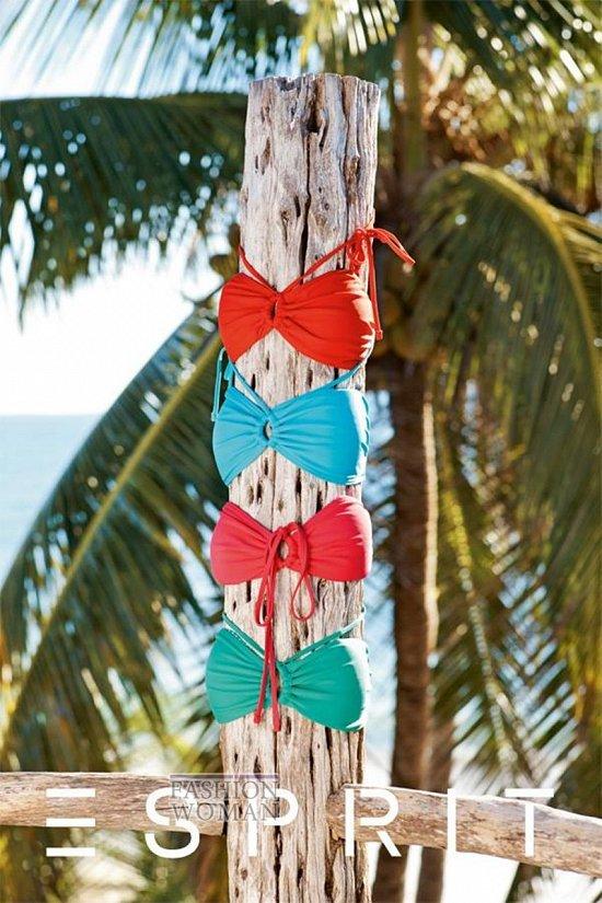 Купальники и пляжная одежда Esprit 2014  фото №12