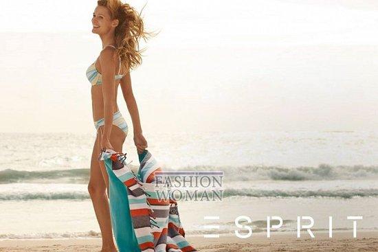 Купальники и пляжная одежда Esprit 2014  фото №11