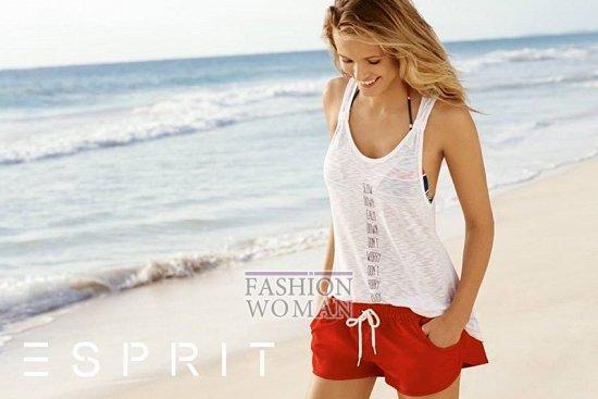 пляжная одежда Esprit 2014