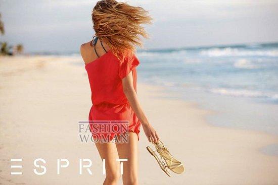 Купальники и пляжная одежда Esprit 2014  фото №6