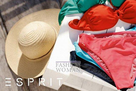 Купальники и пляжная одежда Esprit 2014  фото №9