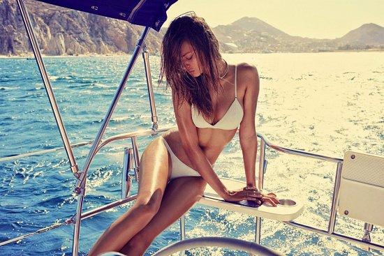 Купальники и пляжная одежда Zimmermann лето 2015 фото №6