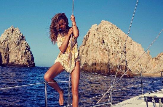 Купальники и пляжная одежда Zimmermann лето 2015 фото №14