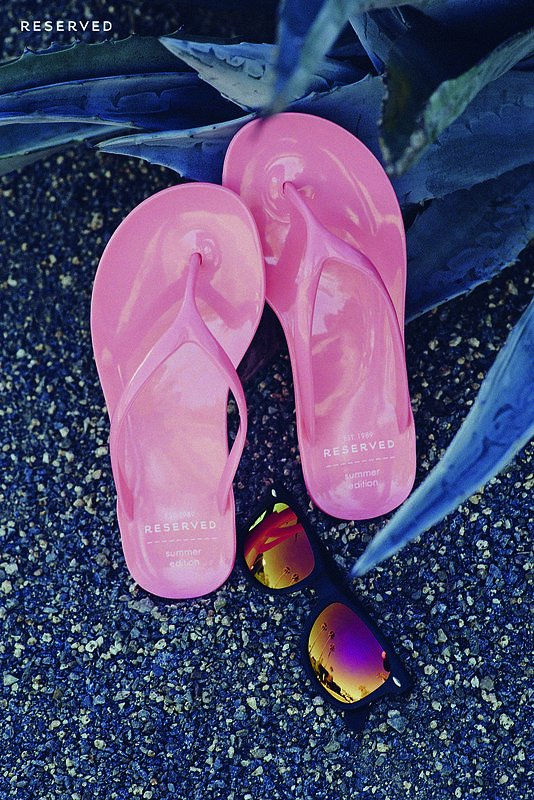 Купальники Reserved лето 2015 фото №2