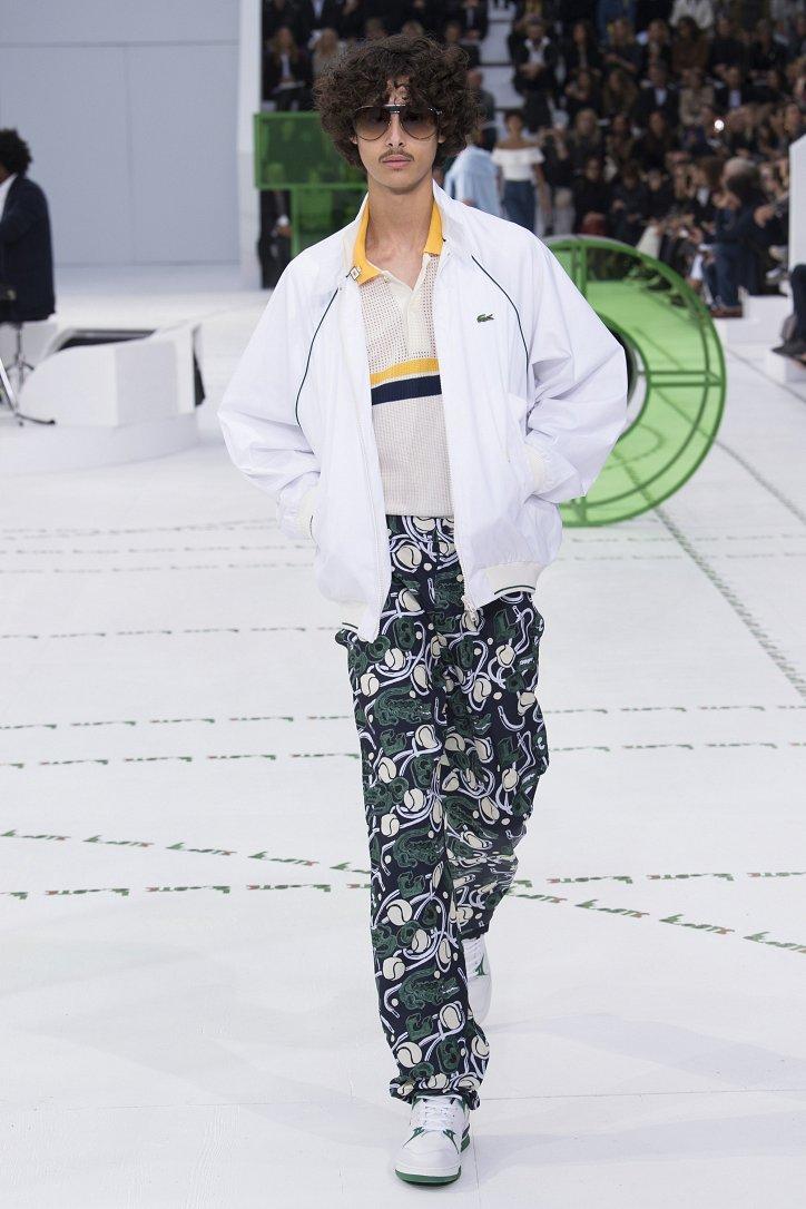 Lacoste весна-лето 2018 фото №30