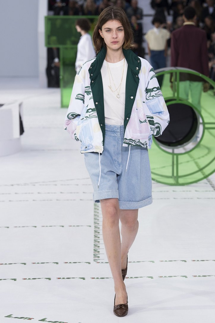 Lacoste весна-лето 2018 фото №35