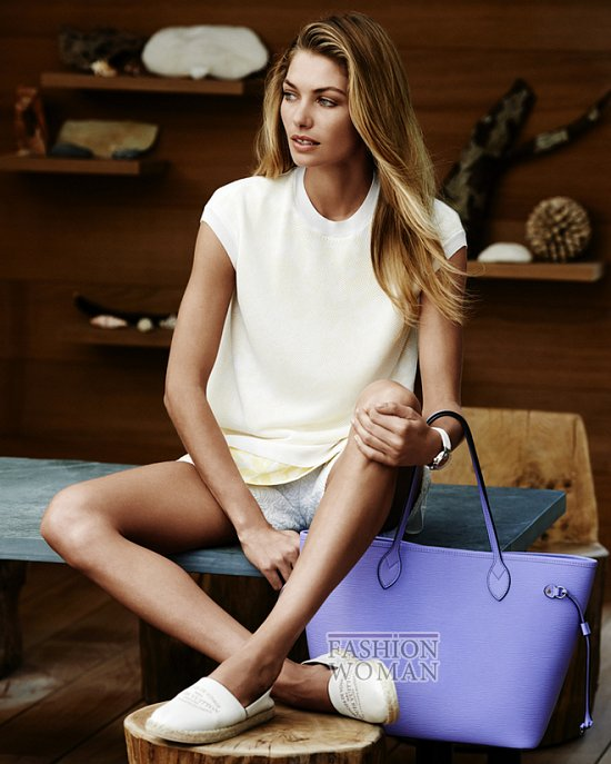 Летний лукбук Louis Vuitton фото №3