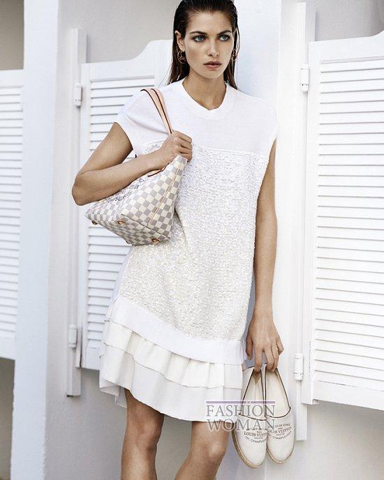 Летний лукбук Louis Vuitton фото №4