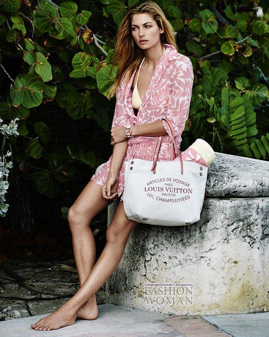 Летний лукбук Louis Vuitton фото №5