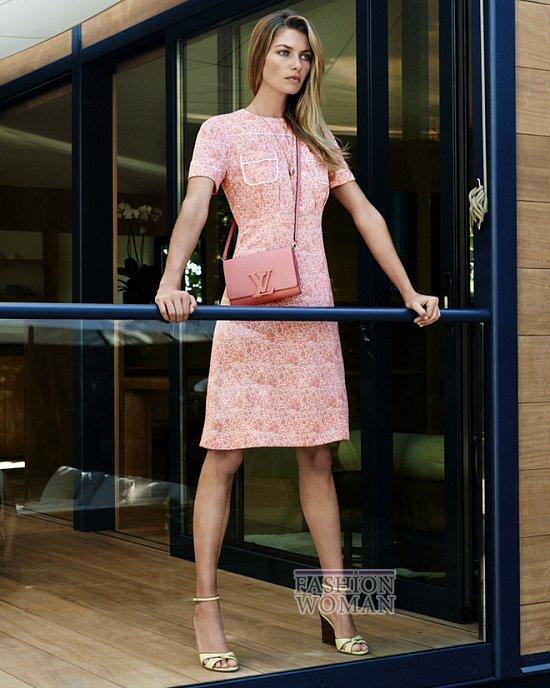 Летний лукбук Louis Vuitton