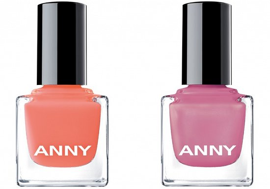 Летняя коллекция лаков для ногтей ANNY Cruising in Miami фото №1