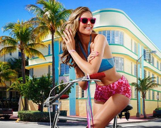 Летняя коллекция лаков для ногтей ANNY Cruising in Miami