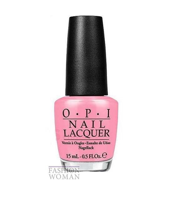Летняя коллекция лаков для ногтей OPI Couture de Minnie фото №2