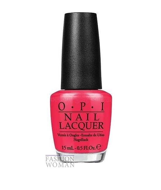 Летняя коллекция лаков для ногтей OPI Couture de Minnie фото №3