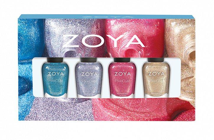 Летняя коллекция лаков для ногтей Zoya Seashells  фото №6