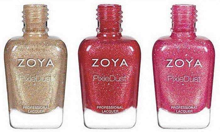 Летняя коллекция лаков для ногтей Zoya Seashells  фото №4