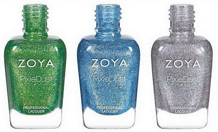 Летняя коллекция лаков для ногтей Zoya Seashells  фото №5