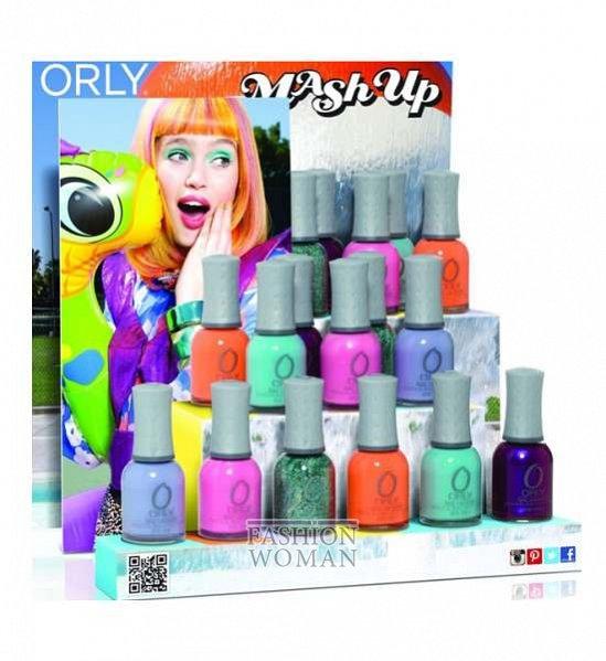 Летняя коллекция лаков Orly Mash Up