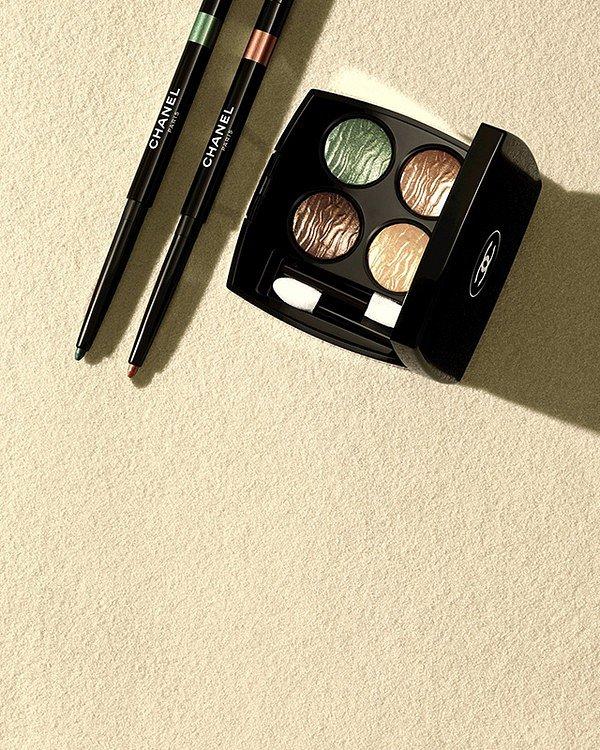Летняя коллекция макияжа Chanel Dans La Lumiere de L'Ete фото №3