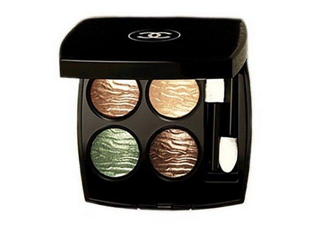 Летняя коллекция макияжа Chanel Dans La Lumiere de L'Ete фото №2