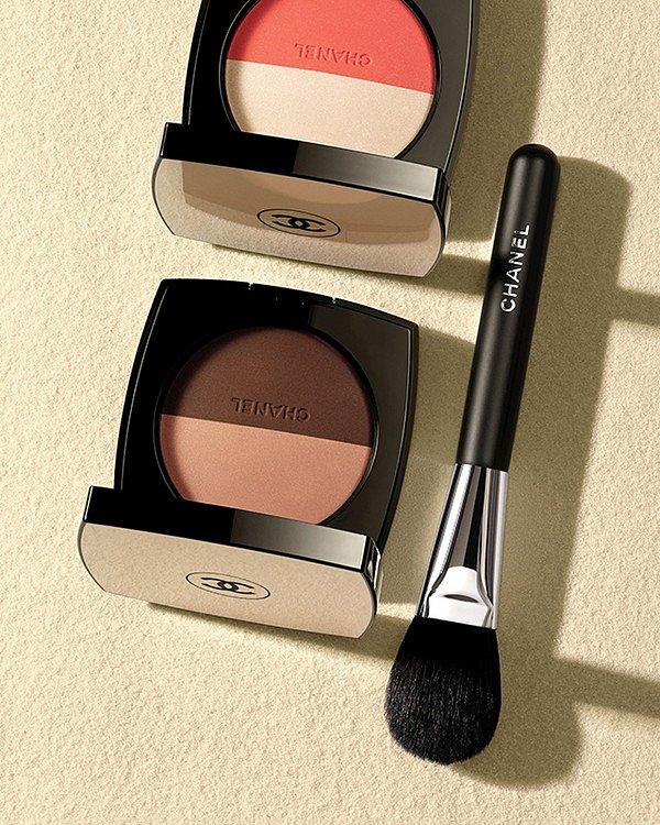 Летняя коллекция макияжа Chanel Dans La Lumiere de L'Ete фото №1