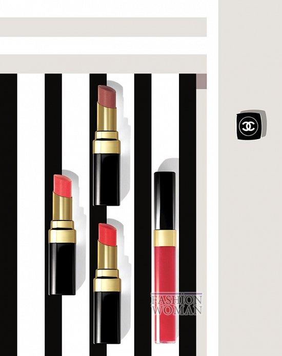 Летняя коллекция макияжа Chanel Méditerranée фото №13