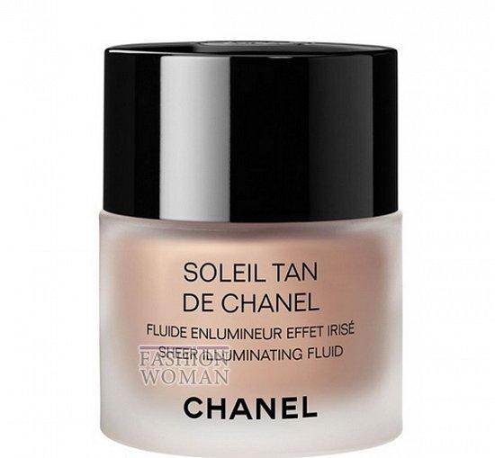 Летняя коллекция макияжа Chanel Méditerranée фото №2