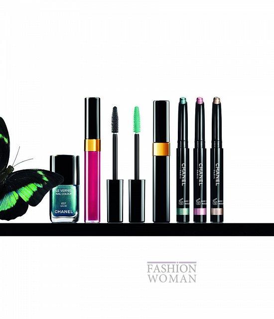 Летняя коллекция макияжа Chanel фото №12