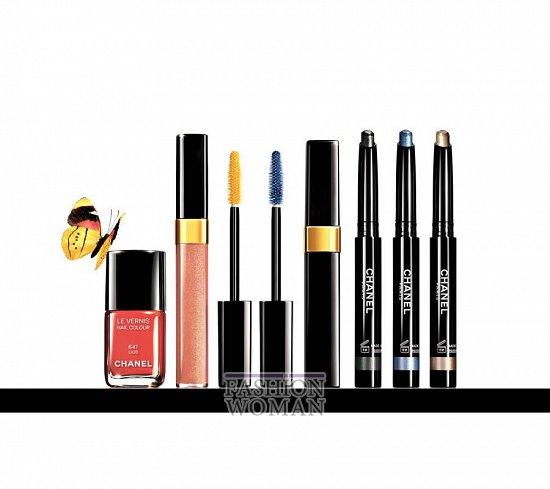 Летняя коллекция макияжа Chanel фото №14